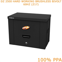 MOTOR IND DZ 2500 HARD WORKING BRUSHLESS BIV. 60HZ (Z17)